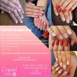 Crystal Nails Manicure and Gel training